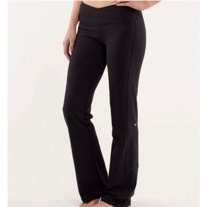 lululemon Astro Pants Black Size 10 regular